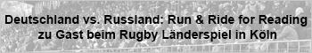 run & ride beim rugby-länderspiel